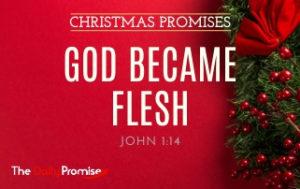 The Word Became Flesh - John 1:14