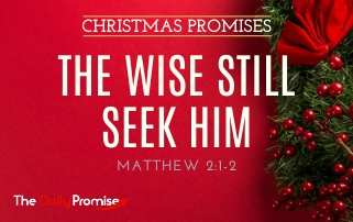 The Wise Still Seek Him - Matthew 2:1-2