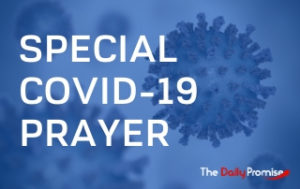 Special Prayer for Covid-19