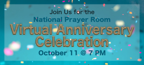 Virtual Anniversary Celebration