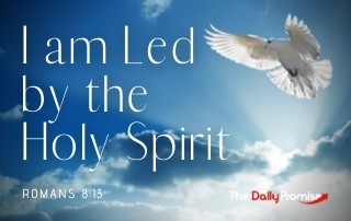 I Am Led by the Holy Spirit - Romans 8:14