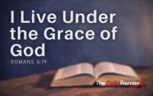 I Love Under God's Grace - Romans 6:14