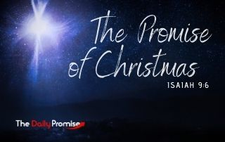 The Promise of Christmas - Isaiah 9:6
