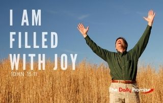 I Am Full of Joy - John 15:11