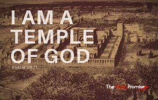 I Am a Temple of God - 1 Corinthians 3:16