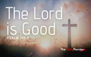 The Lord is Good - Psalm 145:9