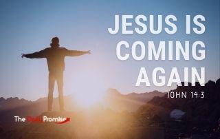 Jesus is Coming Again - John 14:3