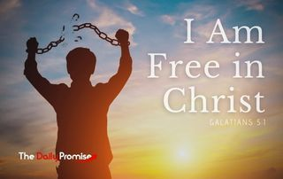 I Am Free in Christ - Galatians 5:1